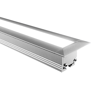 Linear luminaire from Barthelme